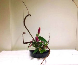 冬のいけばな教室・Ikebana Workshop -Winter- @ Oberkassel, Düsseldorf